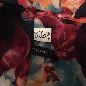 Yala Accessories - Yala | Floral Infinity Scarf 🧣